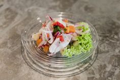 How to make seabass ceviche, from Ceviche, Soho, London.