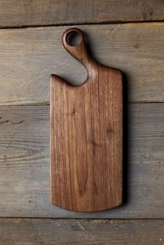 103. Black Walnut Cutting Board by Linwood