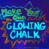 Linked to: www.growingajeweledrose.com/2012/07/make-your-own-glowing-chalk.html