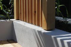 Chic Courtyard Design - Contemporary Garden Design London - UK Garden Designer When historic within Cedar Pergola, Deck With Pergola, Outdoor Pergola, Pergola Shade, Patio Roof, Pergola Plans, Diy Pergola, Pergola Kits, Pergola Ideas