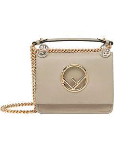Shop Fendi small Kan I bag  fendipurse Fendi Purses, Suede Handbags, Wallet, 0b74fb59df