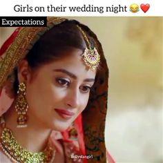 Girly Facts, Time Passing, Emotional Songs, Marriage Goals, Zindagi Quotes, Pakistani Dramas, Wedding Videos, Beautiful Songs, Wedding Night