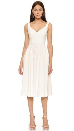Jill Jill Stuart Платье с вырезом сердечком