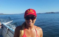 """""""I am a lifeguard because I like my work to be meaningful. It's that moment when I really get to help someone that I live for."""" - Patty Lanham. Get to know our volunteer lifeguard, Patty, and learn more about her experience in Bahia Asuncion with ISLA!"""