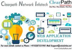 Web Application Development CompanY Delhi