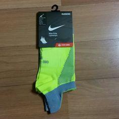 Nike Elite Lightweight Running Socks Brand new one pair, no-show tab, fits men's 8-9.5 or women's 9.5-11 Nike Accessories Hosiery & Socks