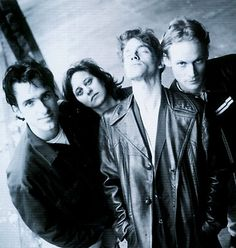 """Come, """"Shoot Me First"""" (1996) - I trust this is the right group pictured, but who knows? If only, in 1996, they'd forseen all the problems they'd be causing in Google years down the road with a name like """"Come.""""  Listen: http://grooveshark.com/s/Shoot+Me+First/332zcu?src=5"""