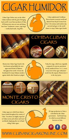 Try this site http://www.cubancigaronline.com/cuban-cigars/ for more information on Cigar Humidor. Thought about as the best brand names on the planet, Monte Cristo Cigars are one of the most popular. Made manually with a mindful selection of each tobacco leaves, Cuban cigars is claimed to win the hearts of all cigar smokers throughout the world. The biggest reason a person may buy Cigars in bulk is just to conserve a couple of dollars and also prevent the many journeys your local cigar…