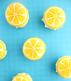 Easy lemon macarons from The Simple, Sweet Life