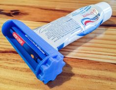 Image of Cool Things to 3D Print: Toothpaste Tube Squeezer