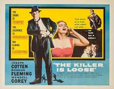 Image result for the killer is loose