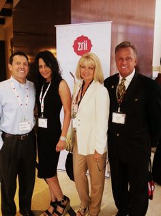 Vegas Zrii Momentum Event with Brad and Marcia Hager