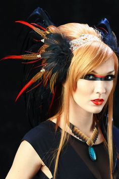 rooster baby    face make up