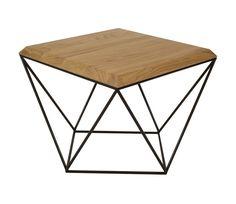 Боковые столы - розовое дерево Скандинавский стиль журнальный столик - уникальный продукт по takemehome на DaWanda