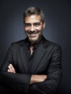 George Clooney by Fabrice Dall'Anese