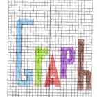 """In this FREEBIE, students graph points to form letters.  They plot the word """"graph"""" (shown), then create  pictures of their names.  They write the coordinate instructions and another student replicates it.  Students love this personalized activity."""