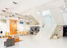 TOG flagship showroom in São Paulo by Triptyque