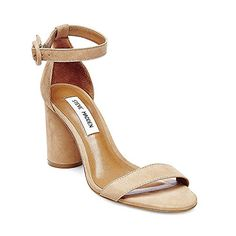 Steve Madden Women's Shanna Tan Nubuck Dress Open 6.5 US-$89.95