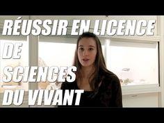 ICES - Espace des Lycéens et étudiants - Réussir en licence de Sciences de la Vie #Biologie #Université #Licence #Orientation
