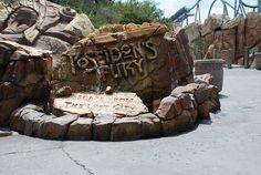 Poseidon's Fury -  Island of Adventure, via Flickr.