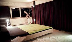 Schlafen #architecture #wood #interior #bed #chalet Architekt: Holzbox Tirol; Foto: Umfeld Concept GmbH