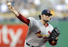 starting pitcher- Lance Lynn  4-20-12