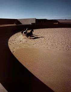 Tadao Ando for Tom Ford - Horse Ranch