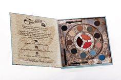 DuWop - Isla Sirena Pirates of the Caribbean Rotating Map Palette ($39.00)