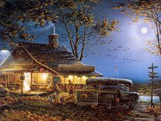 Autumn ...(Terry Redlin)