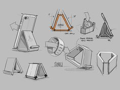 Jawku Stand Concept by Crank  Lever #Design Popular #Dribbble #shots