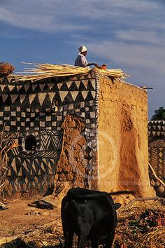 House Building - West Africa