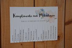 Vorlagen Archive - DIY Hochzeit