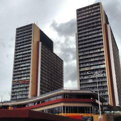 Centro Simon Bolivar, Caracas, Venezuela