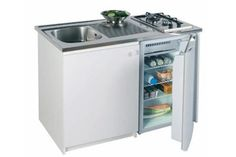 1000 images about kitchenette on pinterest kitchenettes - Meuble pour plaque de cuisson encastrable ...