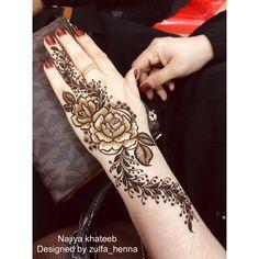 Kashee's Mehndi Designs, Modern Henna Designs, Floral Henna Designs, Indian Henna Designs, Mehndi Designs For Girls, Wedding Mehndi Designs, Mehndi Design Pictures, Beautiful Henna Designs, Latest Mehndi Designs