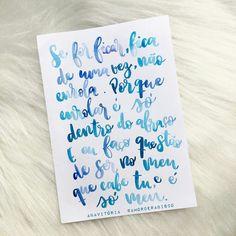 Frases e citações - Amor de Rabisco