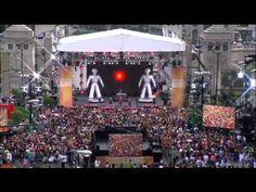 FLASH MOB Black Eyed Peas I Gotta Feeling Chicago  Ramon881   Subscribe  8 videos