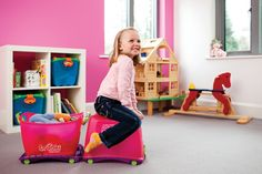 Win 2 Trunki ToyBox plus a bunch of Ladybird books in the #WorldBookDay competition!