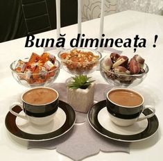 Good Morning, Tableware, Good Morning Greetings, Be Nice, Good Day, Dinnerware, Bonjour, Tablewares, Bom Dia