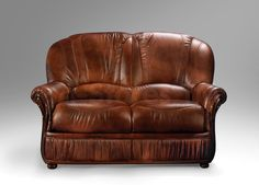 Monica Loveseat in Brown by ESF Furniture