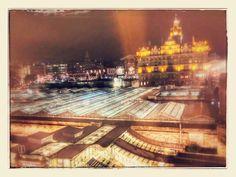 #Edinburgh #Scotland at night during the @edfringe