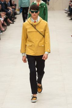 Burberry Prorsum Spring / Summer 2014 men's