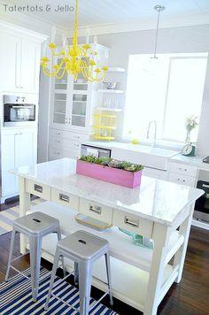 1905 cottage remodel kitchen