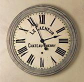 Am loving this clock from Restoration