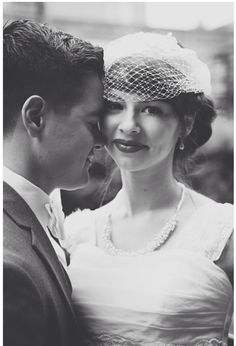 Vintage Bride and Groom Pictures. #Photochic