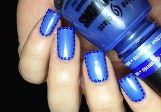 China Glaze Tranzitions - Modify Me, changes color with topcoat