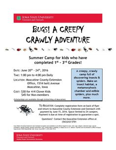 Muscatine Creepy Crawly Adventure & Registration_Page_1