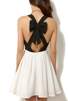 CROSS BOW DRESS – Tepayi