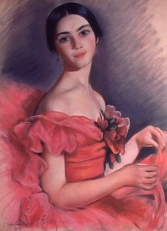   Francesco SESSA: Zinaida SEREBRYAKOVA, pittrice russa vissuta in ...