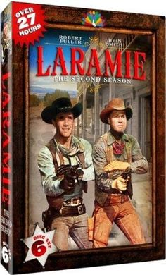 John Smith & Robert Fuller & n/a Laramie: Season 2